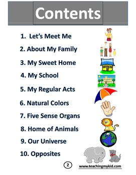 my sweet home essay for kids